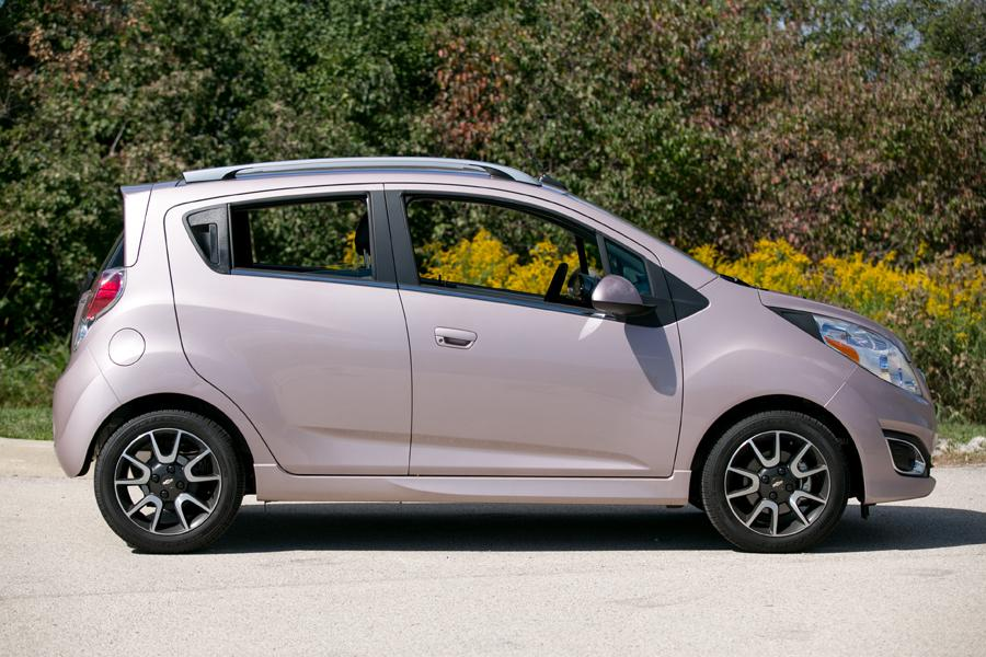 Reviews On Chevy Spark 2014
