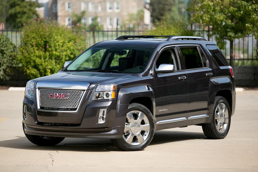2013 GMC Terrain Photo 1 of 20