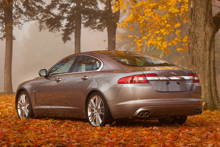 2013 Jaguar Xf Overview Cars Com