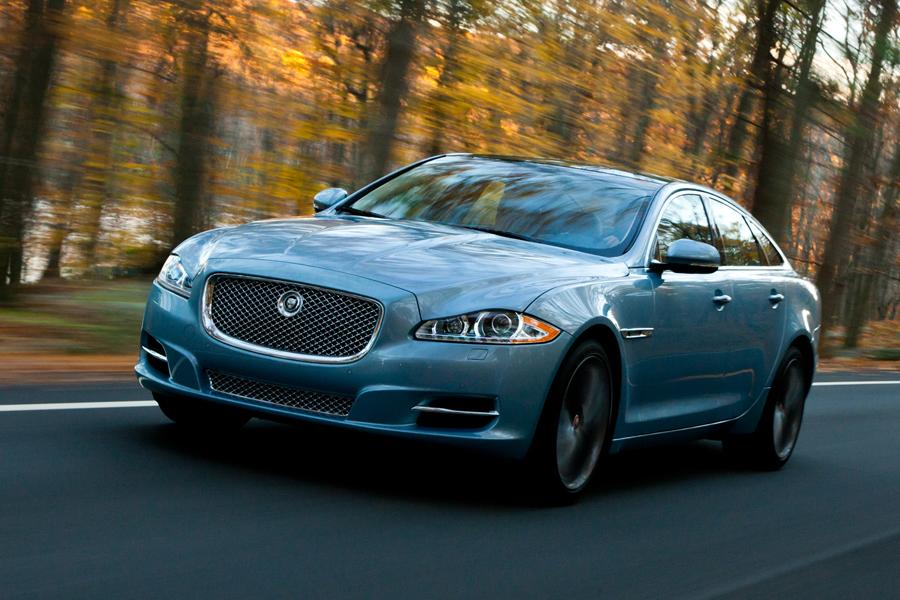 2013 Jaguar Xj Overview Cars Com