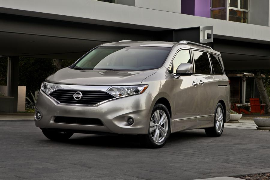 2013 Nissan Quest Photo 1 of 16