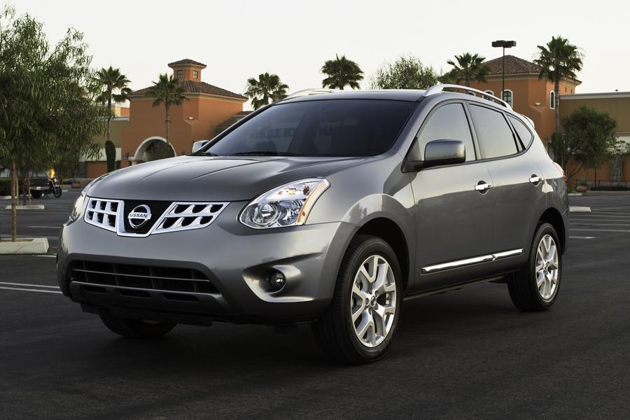 2013 Nissan Rogue Photo 1 of 18