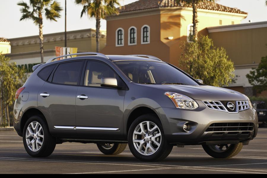 2013 nissan rogue overview. Black Bedroom Furniture Sets. Home Design Ideas