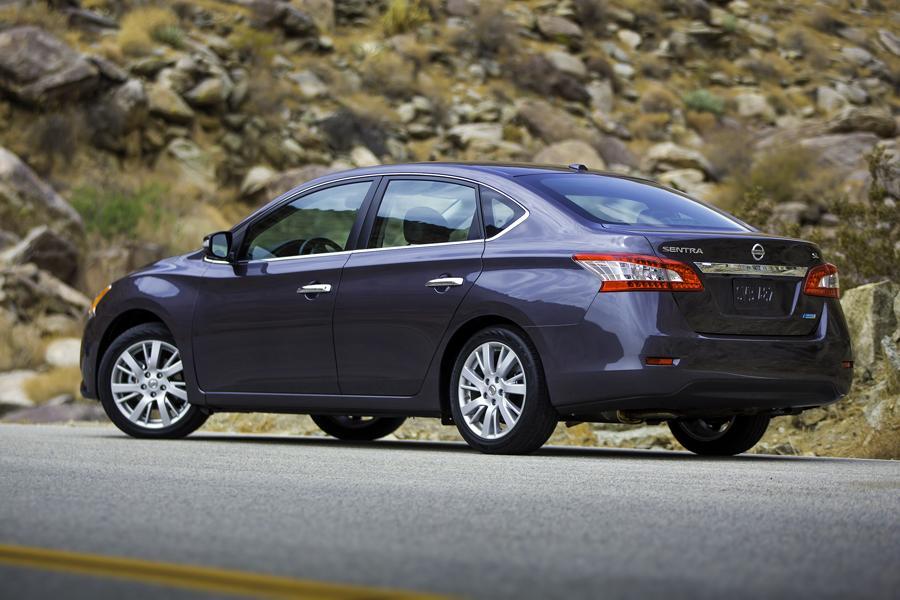 2013 Nissan Sentra Reviews, Specs and Prices | Cars.com