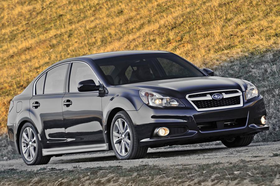 2013 Subaru Legacy Photo 1 of 14