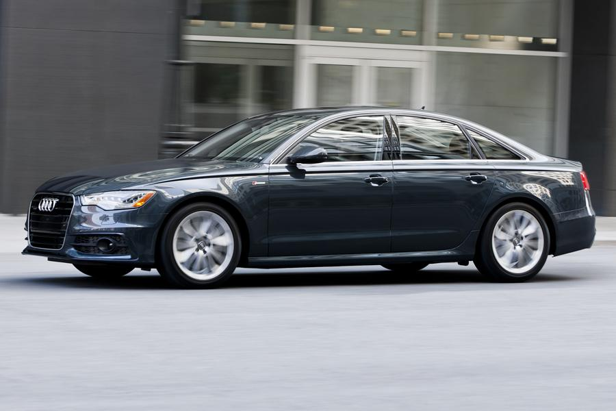 2013 Audi A6 Photo 4 of 19