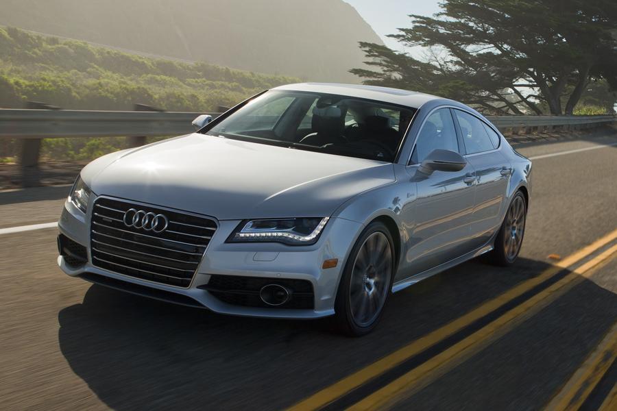 2013 Audi A7 Overview Cars Com