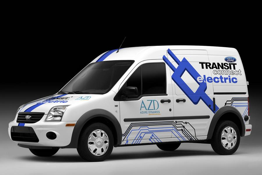 2013 Ford Transit Connect Photo 3 of 10