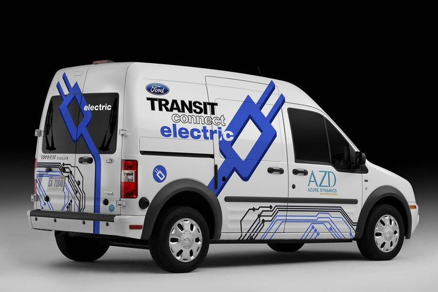 2013 Ford Transit Connect Photo 4 of 10