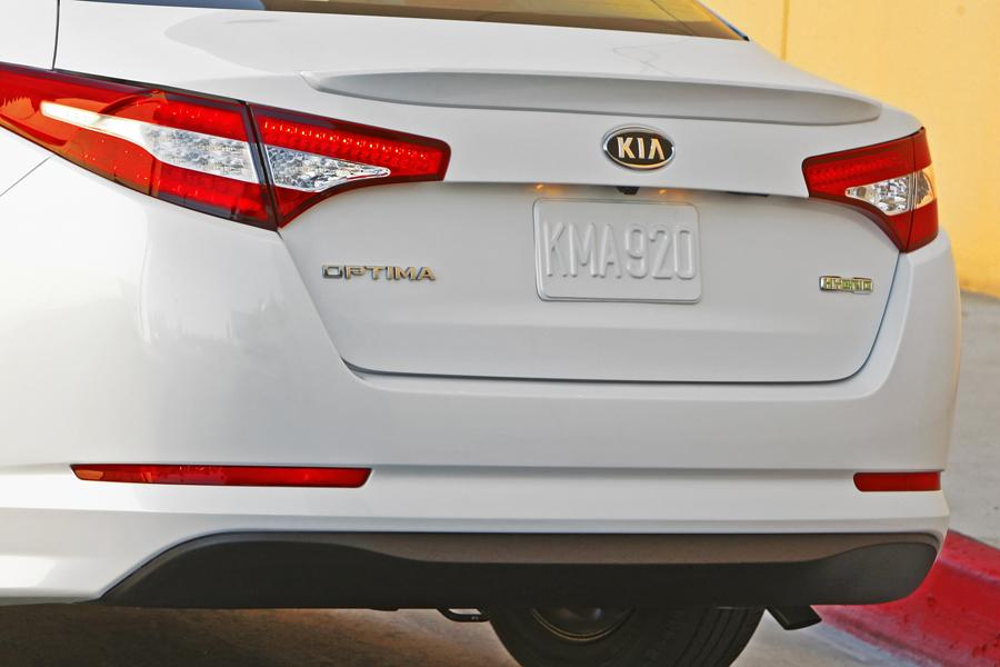 2013 Kia Optima Hybrid Photo 6 of 19