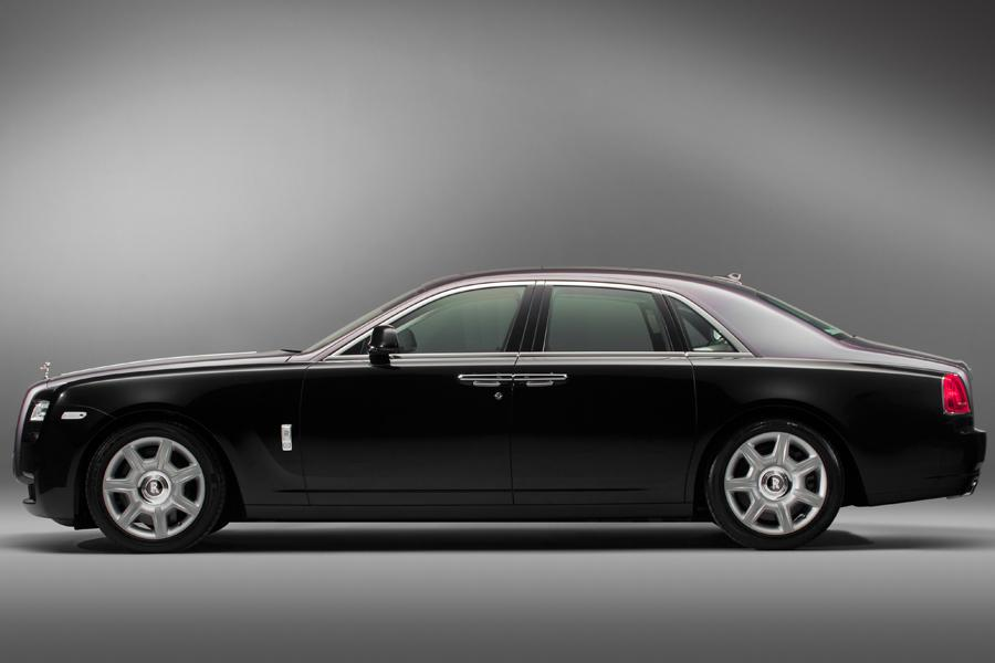 2013 Rolls-Royce Ghost Reviews, Specs And Prices