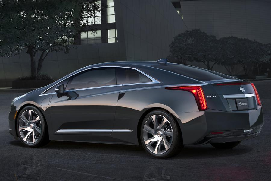 2014 Cadillac ELR Photo 2 of 18