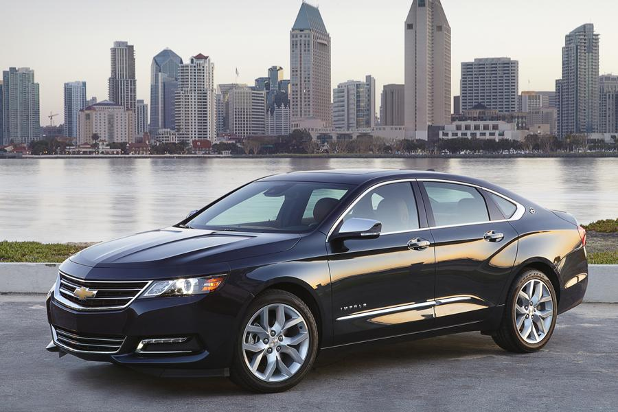 2014 Chevrolet Impala Overview  Carscom