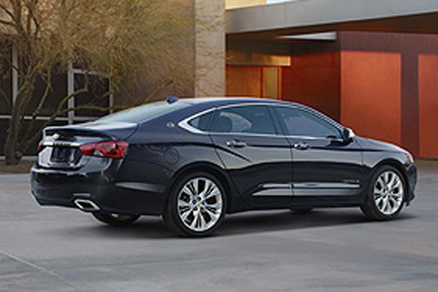 2014 Chevrolet Impala Photo 3 of 45
