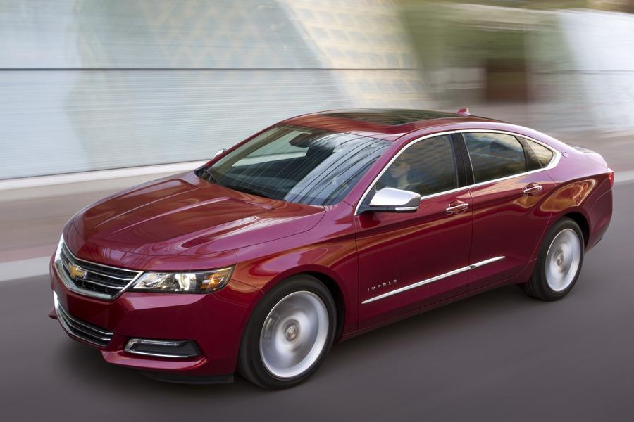 2014 Chevrolet Impala Overview | Cars.com