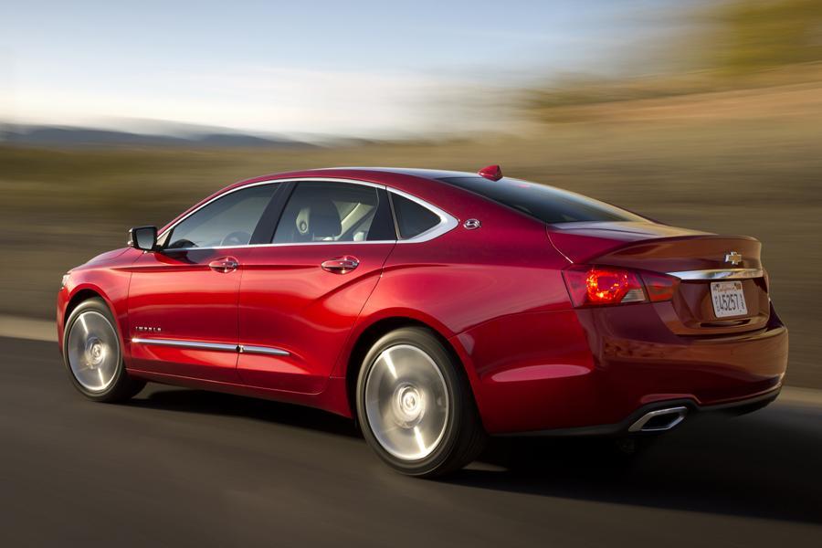 2014 Chevrolet Impala Photo 5 of 45