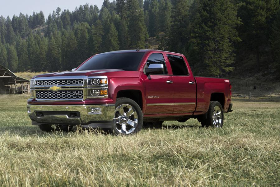 2014 Chevrolet Silverado 1500 Overview Cars Com