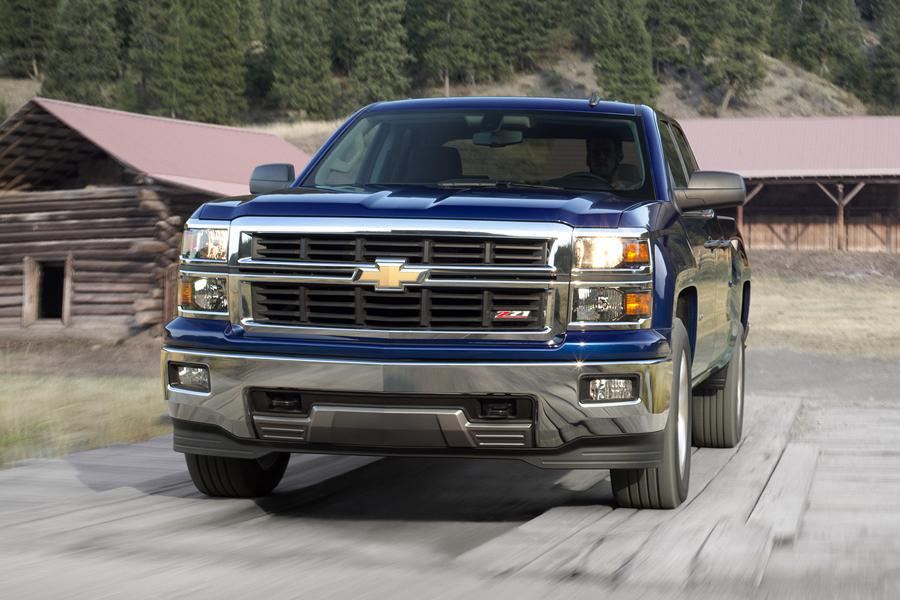 2014 Chevrolet Silverado 1500 Photo 4 of 34
