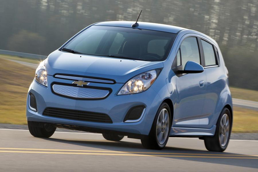 2014 Chevrolet Spark Photo 5 of 25