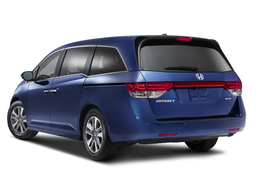 2014 Honda Odyssey Photo 2 of 9