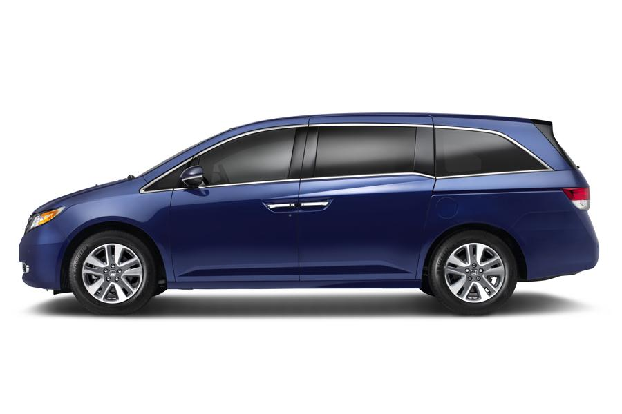 2014 Honda Odyssey Photo 3 of 9