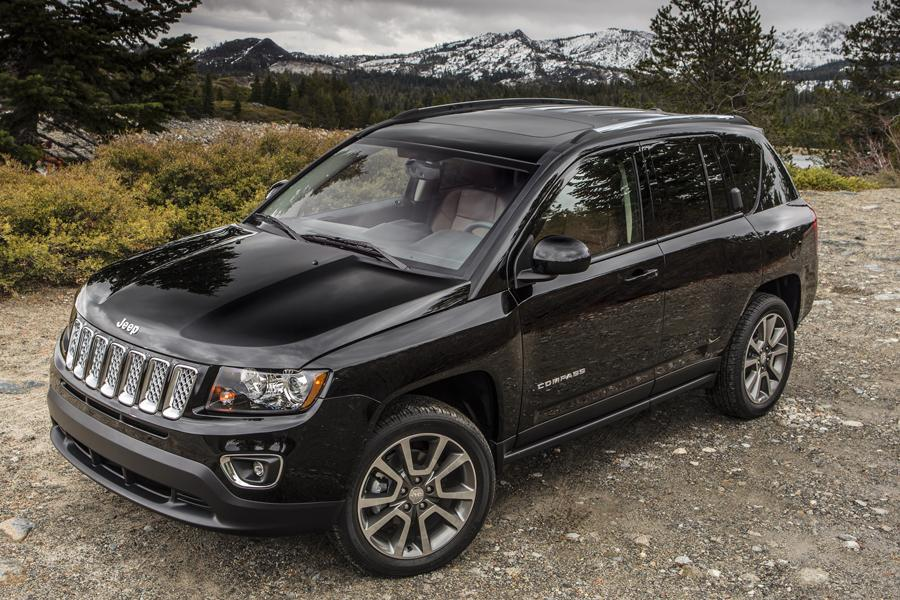 2014 Jeep Compass Overview  Carscom