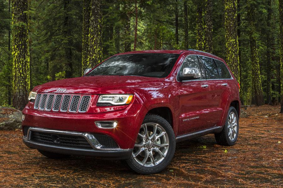 2014 Jeep Grand Cherokee Photo 2 of 67