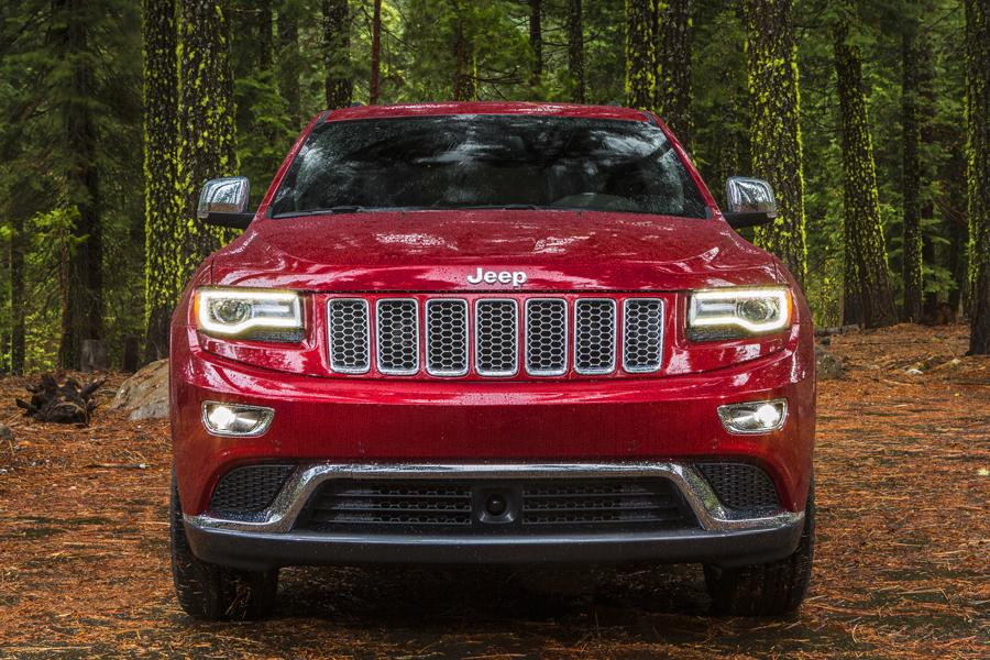 2014 Jeep Grand Cherokee Photo 3 of 67
