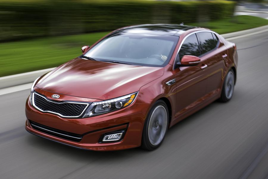 2014 Kia Optima Photo 1 of 13