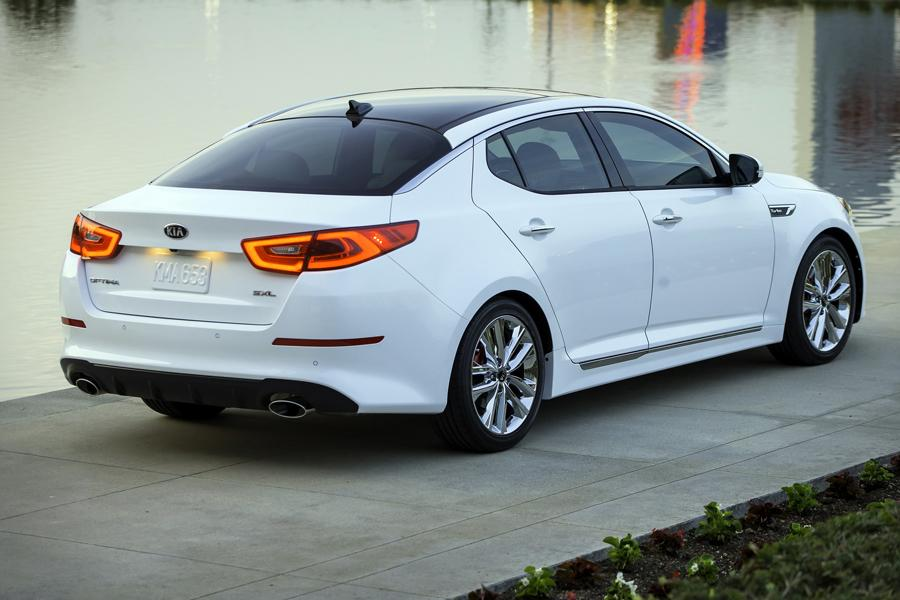 2014 Kia Optima Photo 5 of 13