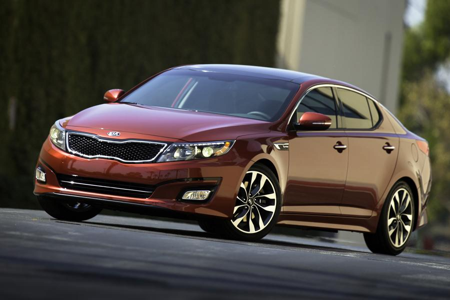 2012 Kia Optima For Sale >> 2014 Kia Optima Reviews, Specs and Prices | Cars.com