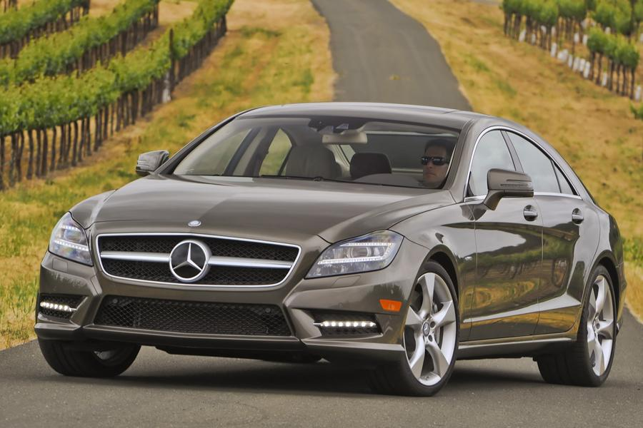 2014 Mercedes-Benz CLS-Class Photo 2 of 38