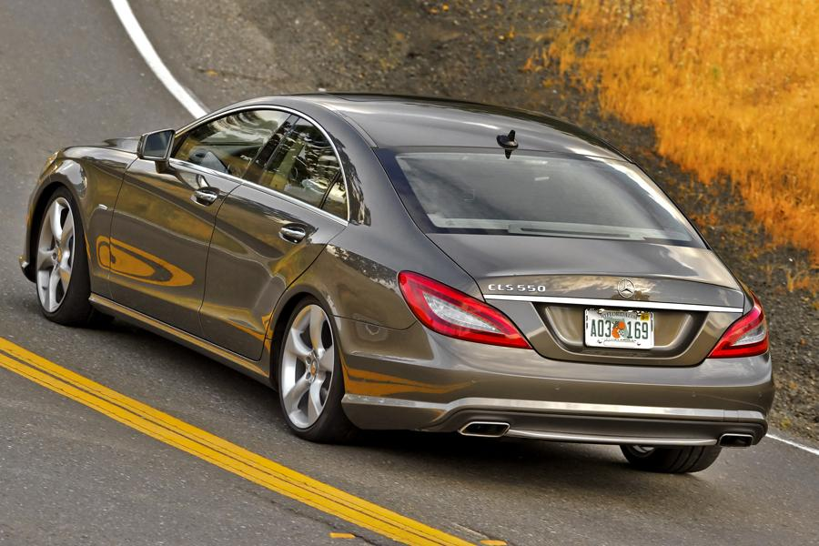 2014 mercedes benz cls class overview. Black Bedroom Furniture Sets. Home Design Ideas
