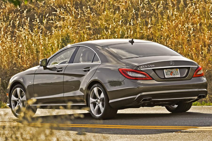 2014 Mercedes-Benz CLS-Class Reviews, Specs and Prices ...