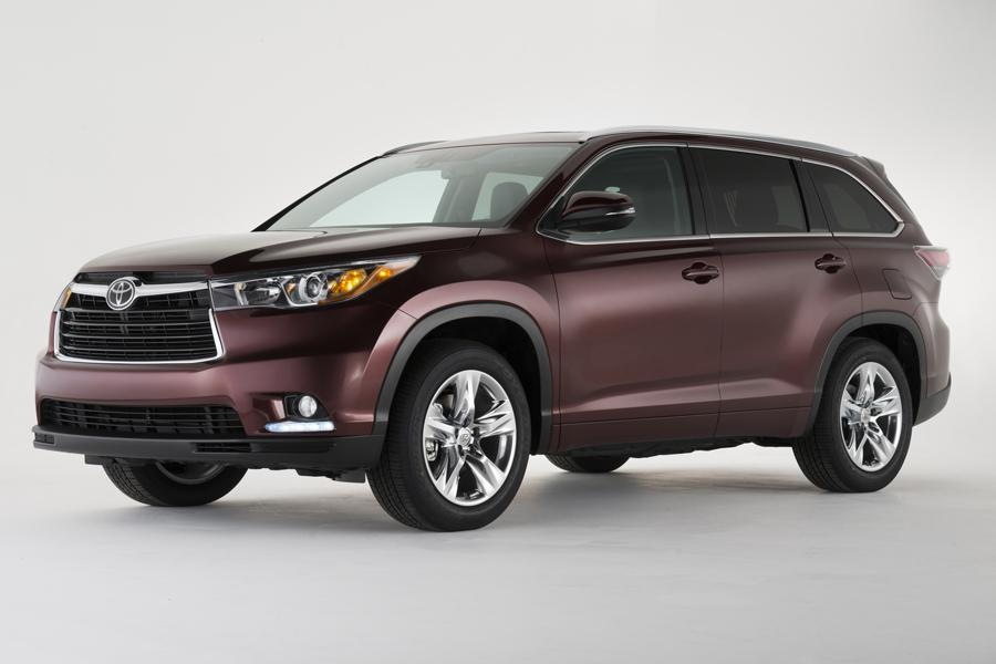 2014 Toyota Highlander Photo 5 of 23