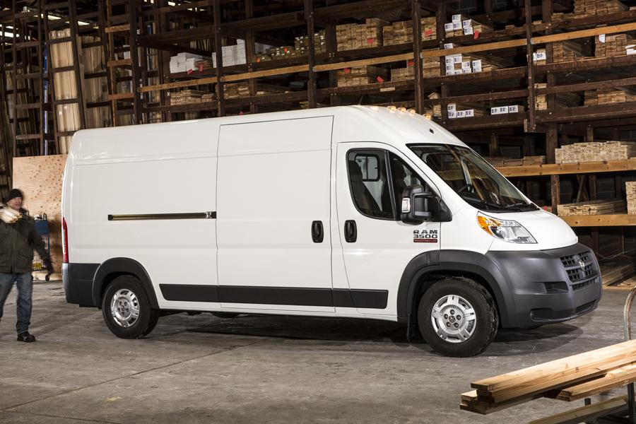 Nissan Nv 3500 For Sale >> 2014 RAM ProMaster 3500 Reviews, Specs and Prices | Cars.com