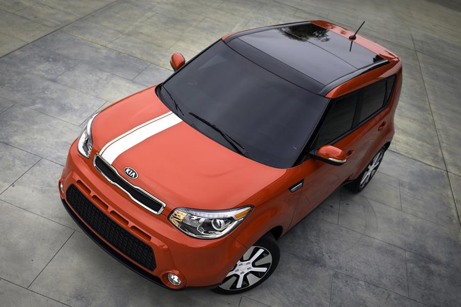2014 Kia Soul Photo 3 of 10