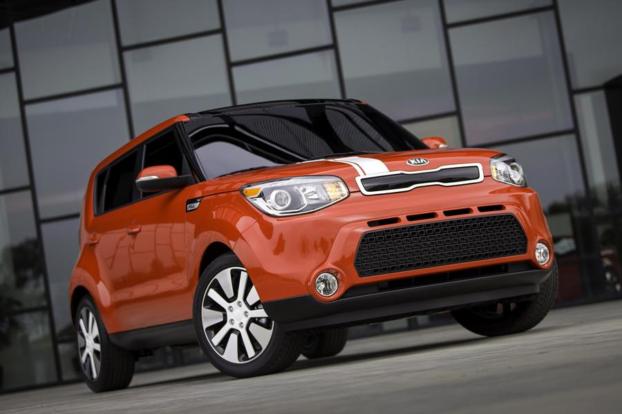2014 Kia Soul Photo 4 of 10