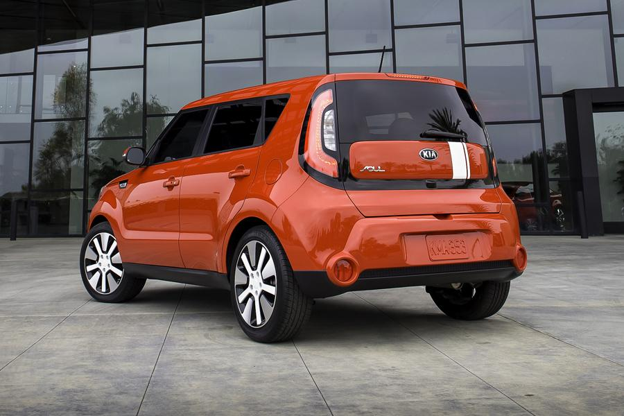 2014 Kia Soul Photo 5 of 10