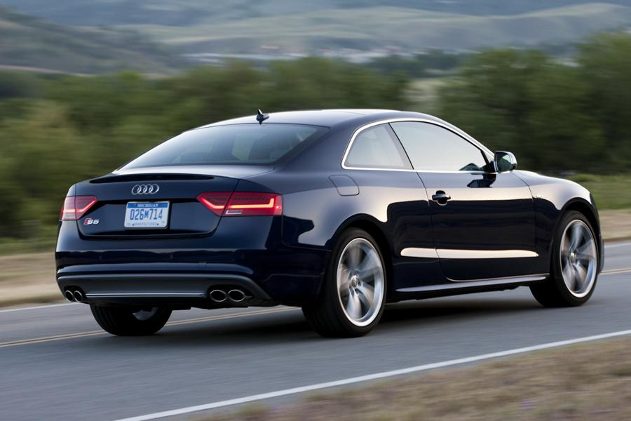 2013 Audi S5 Overview Cars Com