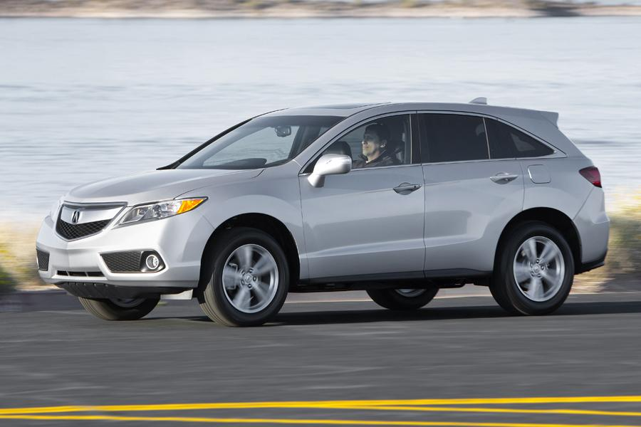 2014 Acura RDX Photo 2 of 14