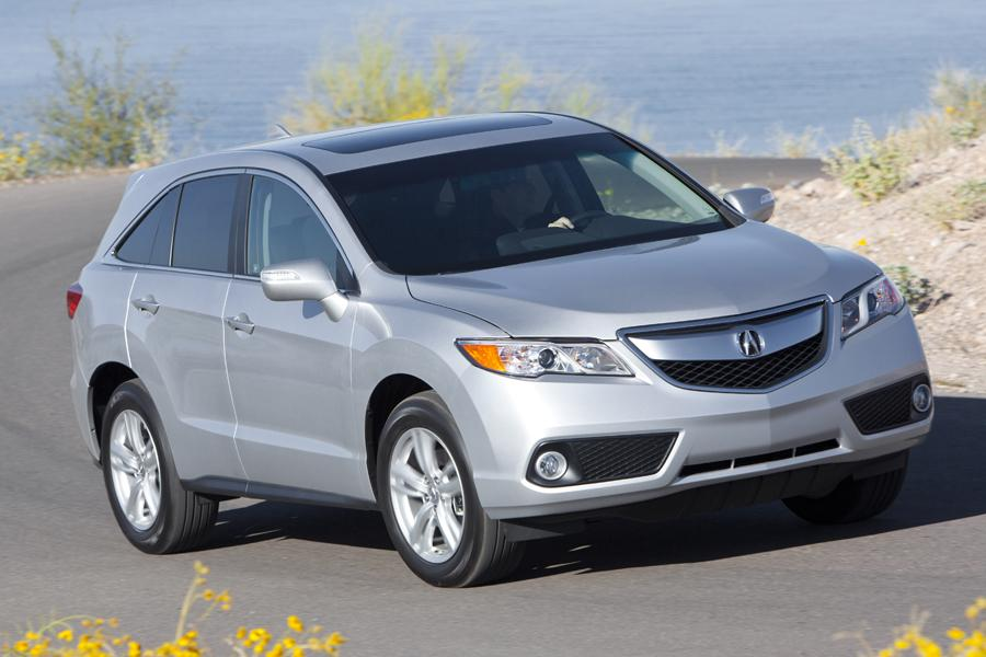 2014 Acura RDX Photo 3 of 14