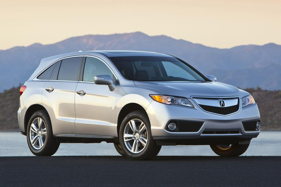 2014 Acura RDX Photo 4 of 14