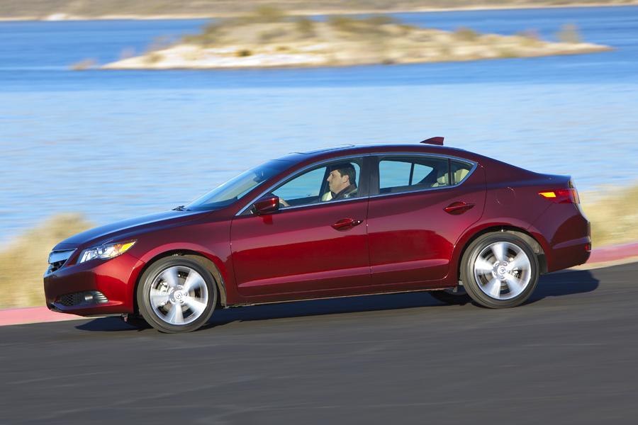 2014 Acura ILX Photo 4 of 19