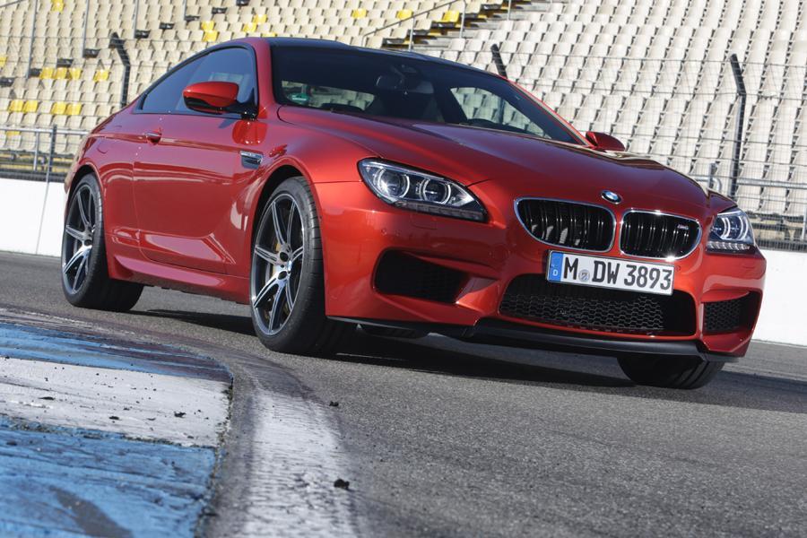 2014 BMW M6 Photo 2 of 12