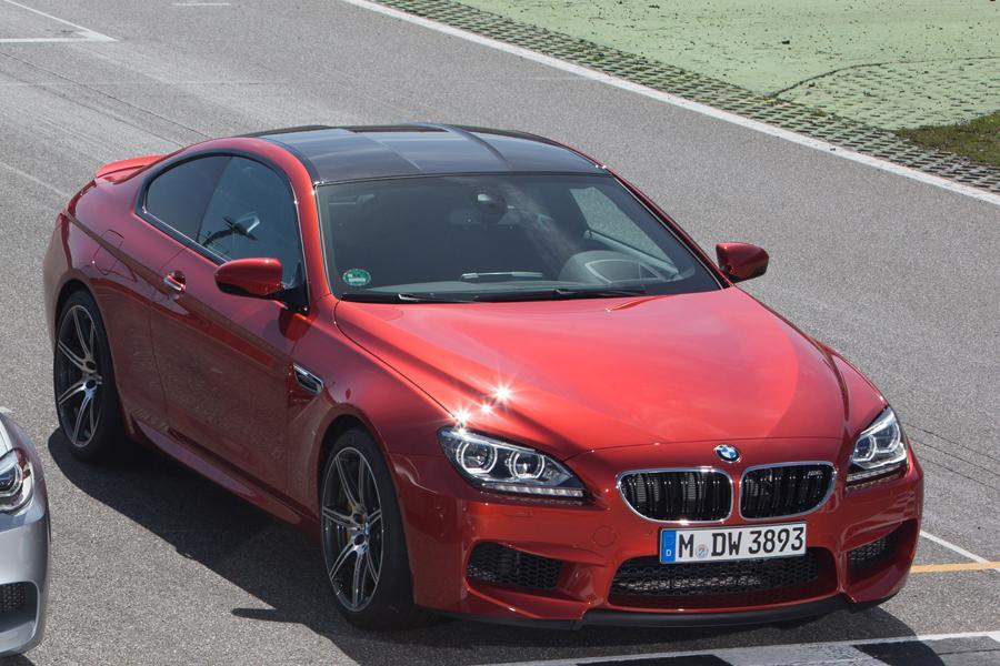 2014 BMW M6 Photo 4 of 12