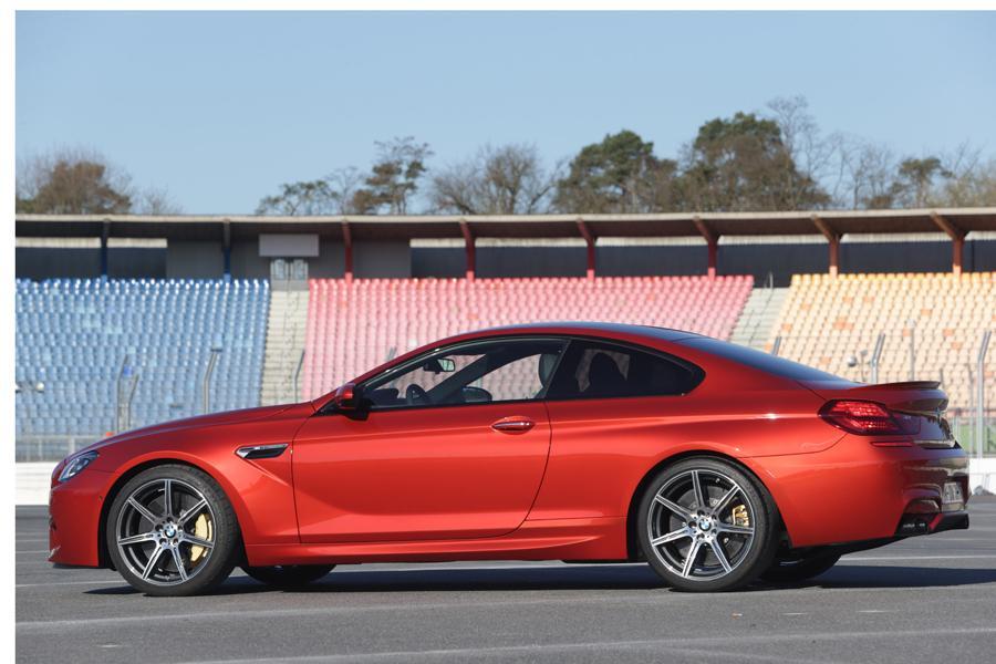 2014 BMW M6 Photo 6 of 12