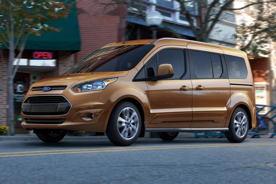 2014 Ford Transit Connect Photo 1 of 15