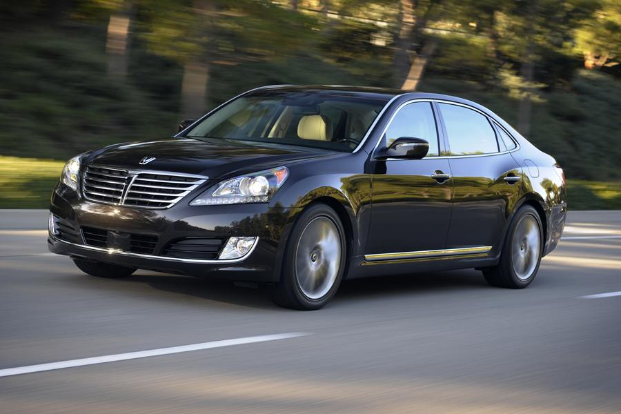 2014 Hyundai Equus Photo 2 of 15