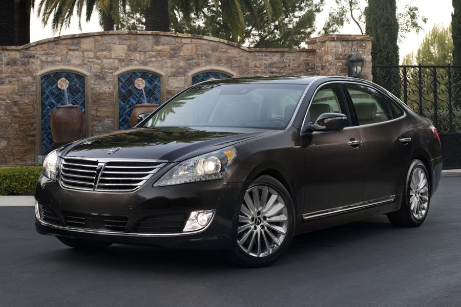 2014 Hyundai Equus Photo 1 of 15